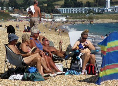 Weymouth & Portland this afternoon.. Preston Beach in Weymouth. https://idrismartin.wordpress.com/