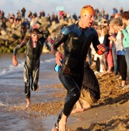 Over 2700 competitors entered the Weymouth Iron Man Challenge professional & amateur with a crowd of supporters almost as large. https://idrismartin.wordpress.com/