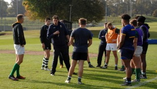 Dorset & Wilts Under 20 Squad attend a coaching session in preperation for their RFU under 20 County Championship competition in the picturesque settings of Bryanston School Blandford. https://idrismartin.wordpress.com/