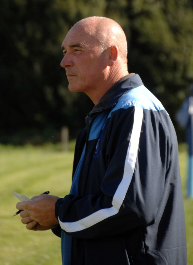 Weymouth & Portland RFC First xv Manager.