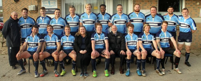 Weymouth & Portland First XV