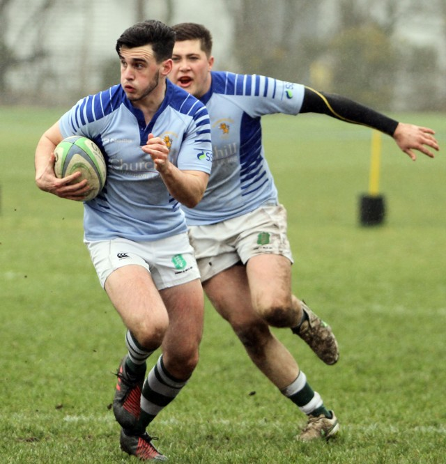 Dorset & Wilts U 20 v Devon U 20