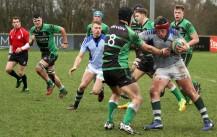 Dorset & Wilts U 20, 43 pts v Devon U 20, 7. D&W Blue, Devon Green. https://idrismartin.wordpress.com/