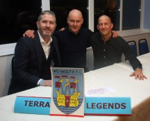Terras Legends. Left to right. John Waldock, Trevor Challis, Andy Harris. https://idrismartin.wordpress.com/