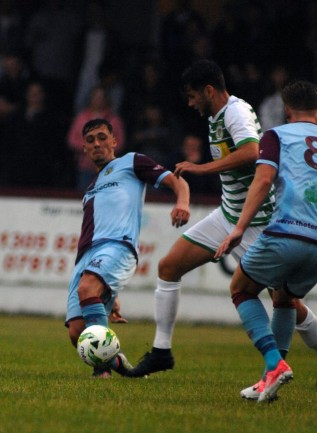 Weymouth v Yeovil Pre Season Friendly. https://idrismartin.wordpress.com/