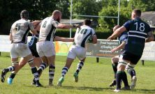 Billy Beaumont County Championship Div 3 Pool 2. Berks Green white hoops D&W white green hoops. https://idrismartin.wordpress.com/